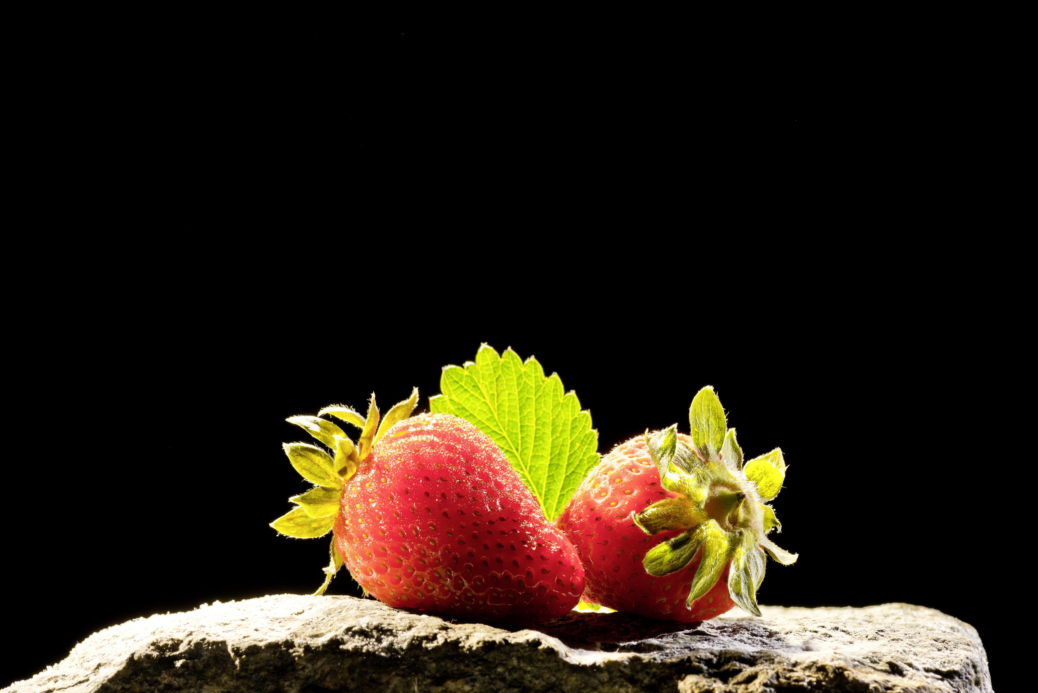 Foodfotografie Still Erdbeere Fotograf Lothar Drechsel Mönchengladbach