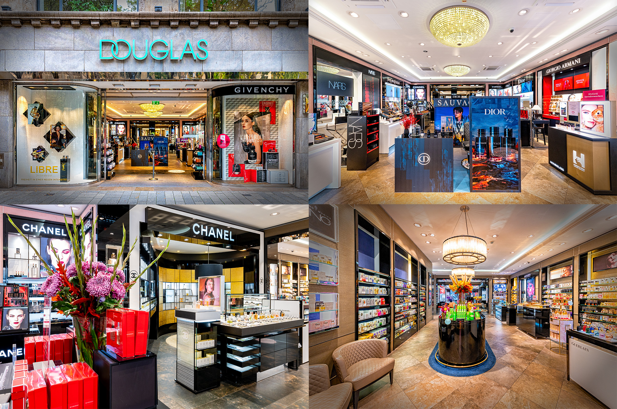 Douglas Store Düsseldorf Königsallee