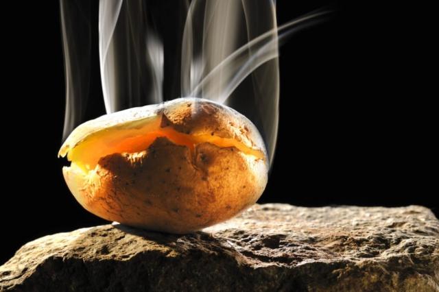 Produktfotografie Still Food Kartoffel Fotograf Lothar Drechsel Mönchengladbach
