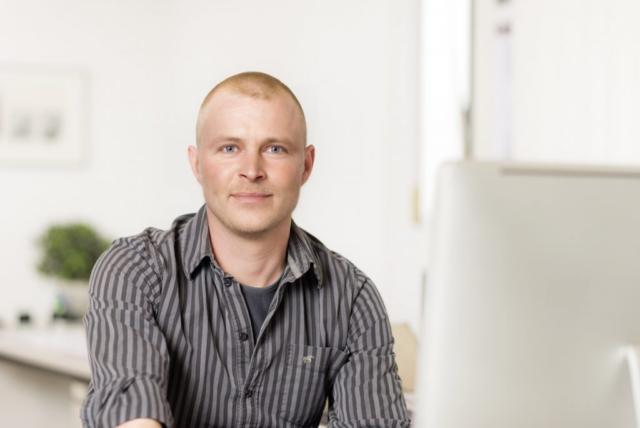 Businessfoto Man Fotograf Lothar Drechsel Mönchengladbach